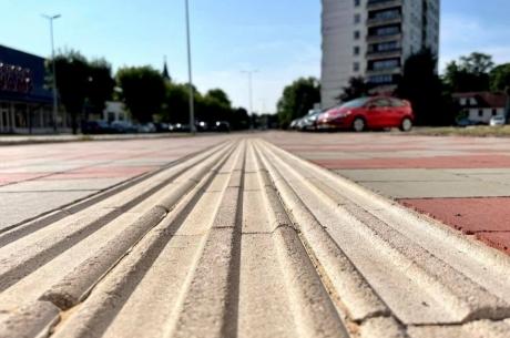 Pabeigta ietves pārbūve Pasta ielā